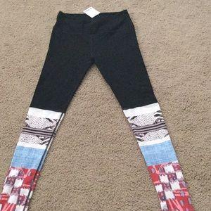 Urban outfitters Sz Xs spandex yoga leggings